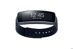 Умные часы SAMSUNG Galaxy Gear Fit SM-R350 Black РСТ