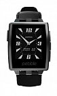 Умные часы Pebble SmartWatch Steel Matte Black